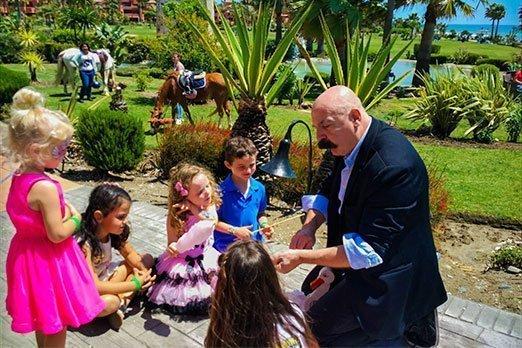 magia para comuniones magia para niños
