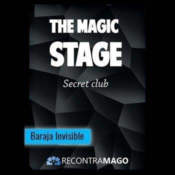 trucos de magia, la baraja invisible