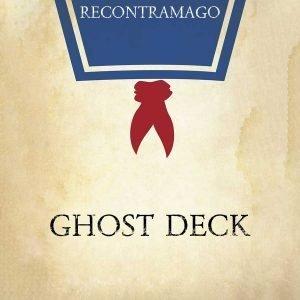 Trucos de magia Ghost deck baraja trucada