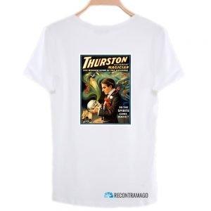 camiseta de magia