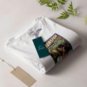 camiseta doblada thurston
